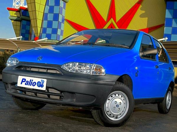 Fiat Palio Go Brazil 2003