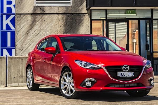 Mazda3 Australia November 2014. Picture courtesy of caradvice.com.au