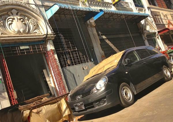 Nissan AD Yangon 1