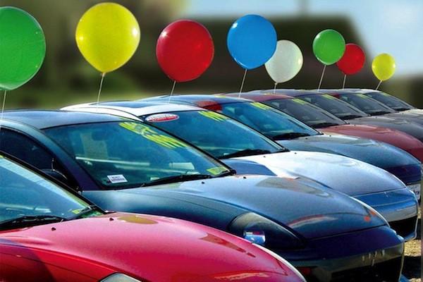 Car dealership. Picture courtesy of jalopnik