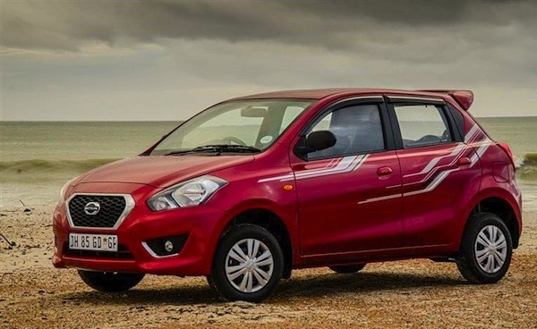 Datsun GO India 2014. Picture courtesy of cars.co.za
