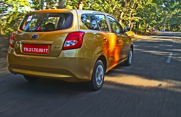 Datsun GO+ India 2014. Picture courtesy of cartrade.com