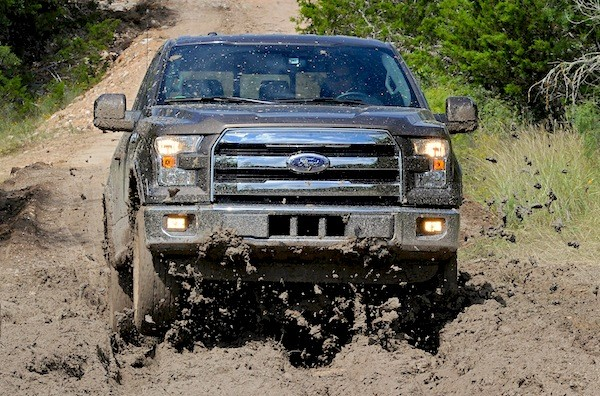 Ford F-150 Canada 2014. Picture courtesy of motortrend.com