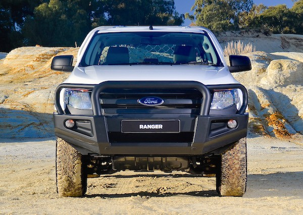Ford Ranger New Caledonia 2014