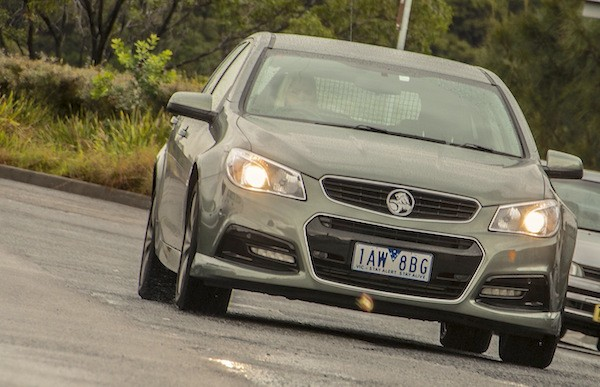 Holden Commodore Australia 2014. Picture courtesy caradvice.com.au