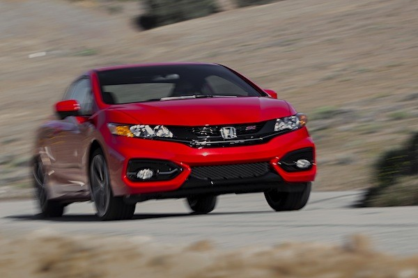 Honda Civic Canada 2014. Picture courtesy of motortrend.com