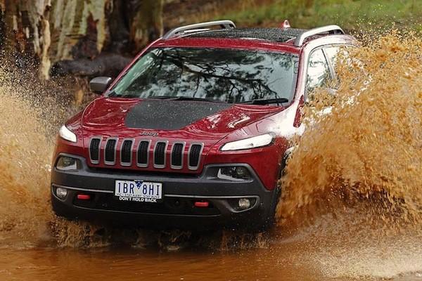 Jeep Cherokee Australia 2014. Picture courtesy of carsguide.com.au