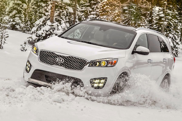 Kia Sorento South Korea 2014. Picture courtesy motortrend.com