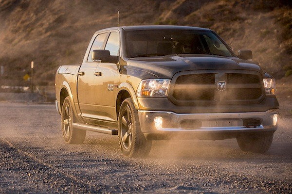 Ram 1500 Canada 2014. Picture courtesy of motortrend.com
