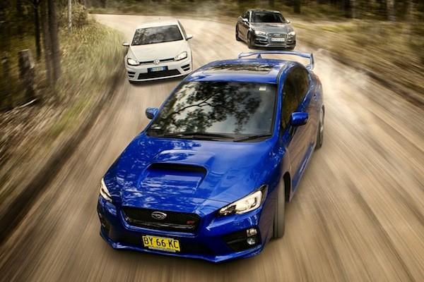 Subaru WRX Australia 2014. Picture courtesy of caradvice.com.au