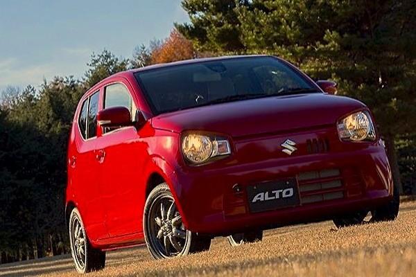 Suzuki Alto Japan December 2014