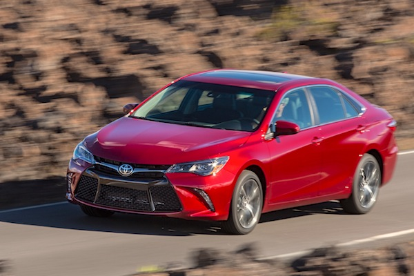 Best selling cars blog usa for Toyota motor company usa