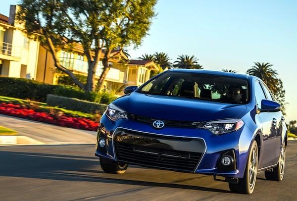 Toyota Corolla Puerto Rico 2014.  Picture courtesy of motortrend.com