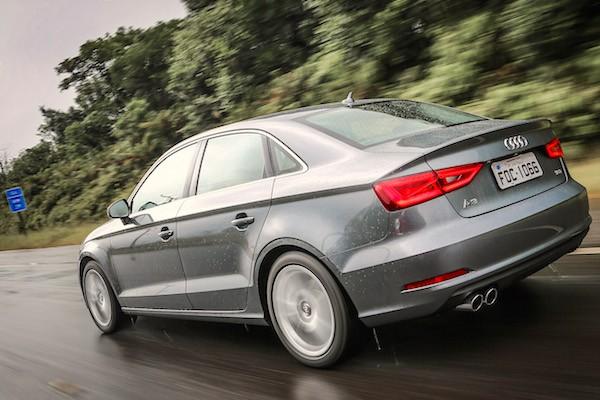 Audi A3 Brazil January 2015. Picture courtesy carplace.uol.com.br