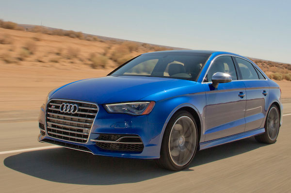Audi S3 January 2015. Picture courtesy motortrend.com