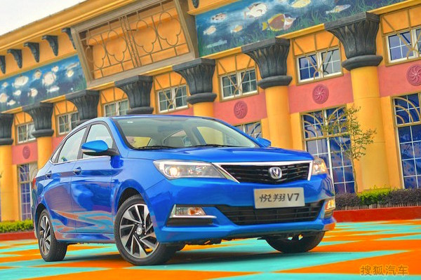ChangAn Eado China January 2015. Picture courtesy auto.sohu.com