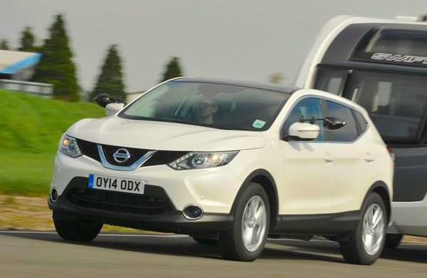 Nissan Qashqai UK January 2014. Picture courtesy whatcar.co.uk