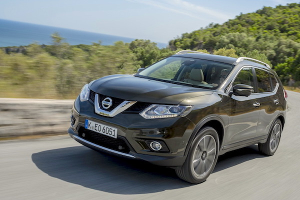 Nissan X-Trail World 2014