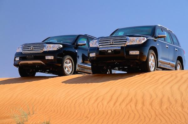 Toyota Land Cruiser Bahrain 2014