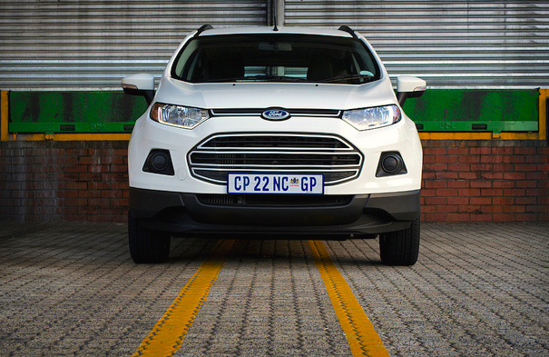 Ford Ecosport South Africa February 2015. Picture courtesy Flickr.com