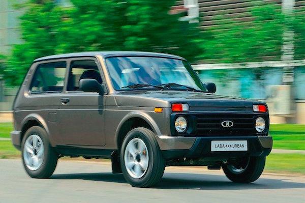 Lada 4x4 Urban Russia June 2015. Picture courtesy zr.ru