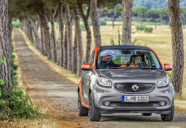 Smart Forfour Europe February 2015