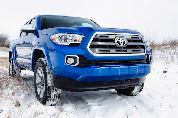 Toyota Tacoma World June 2015. Picture courtesy motortrend.com