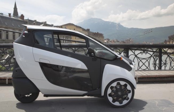 Sponsored post: Toyota lifts Grenoble into the future with i-Road