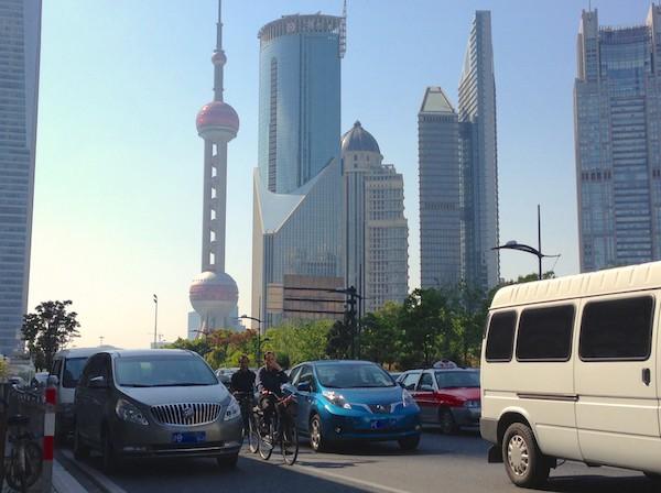 11. Venucia Morning Wind Shanghai