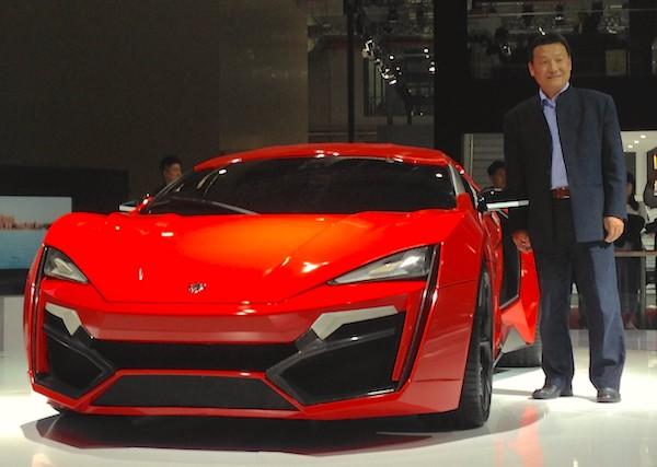 13. W Motors