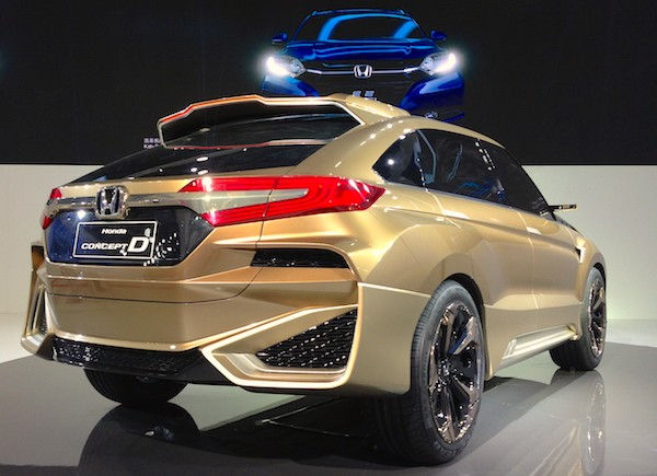 6. Honda on trend