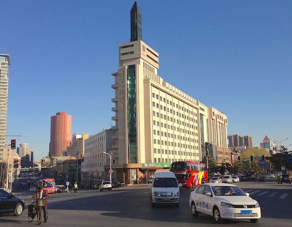 Changchun street scene 1
