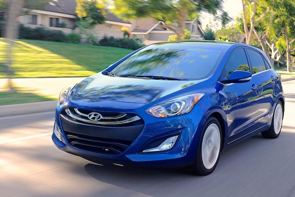 Best selling cars blog usa march 2015 hyundai elantra for Hyundai motor company usa