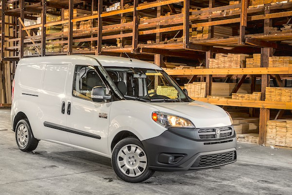 Ram ProMaster City Canada March 2015. Picture courtesy motortrend.com