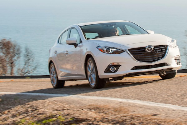 Mazda3 Mexico April 2015. Picture courtesy motortrend.com