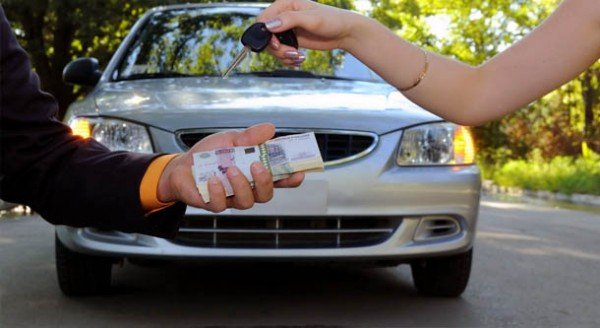 Selling your car. Picture courtesy newsroom.aaa.com