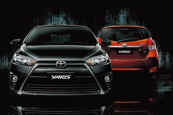Toyota Yaris Panama 2014