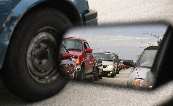 Traffic jam. Picture courtesy fastcompany.net