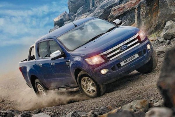 Ford Ranger Argentina May 2015