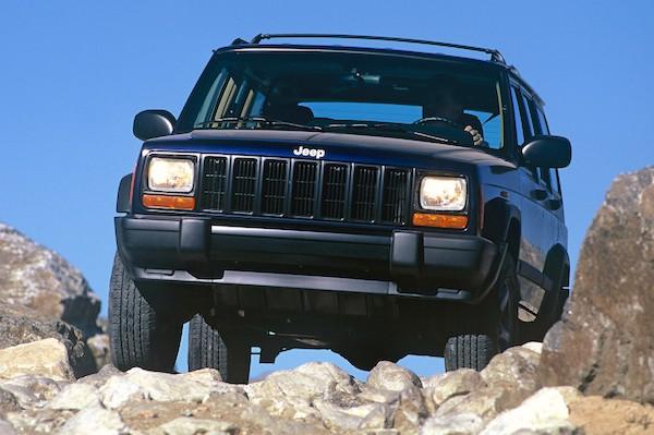 Jeep Cherokee France 1990