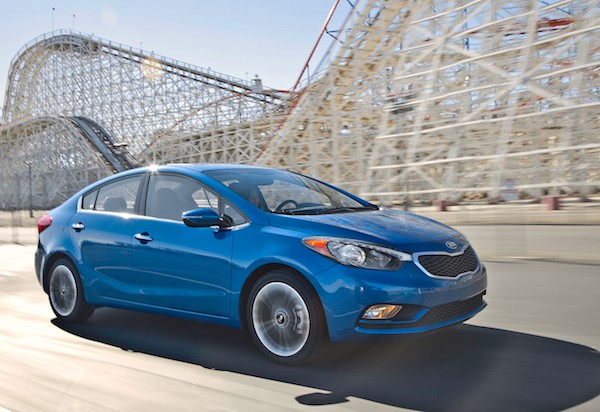 Kia Forte Canada May 2014. Picture courtesy motortrend.com