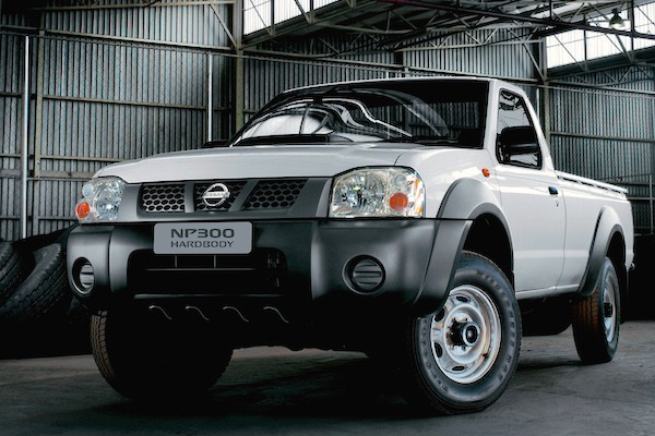 Nissan NP300 Hardbody Uganda March 2015
