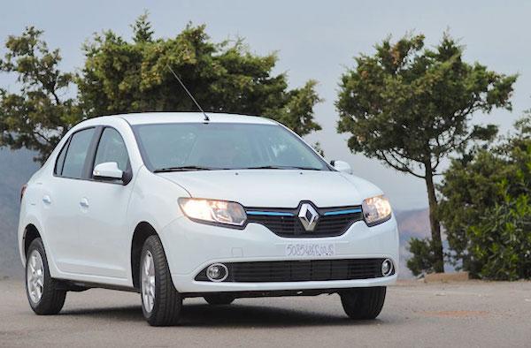 Renault Symbol Algeria May 2015