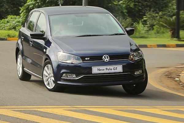 VW Polo India May 2015. Picture courtesy zigwheels.com