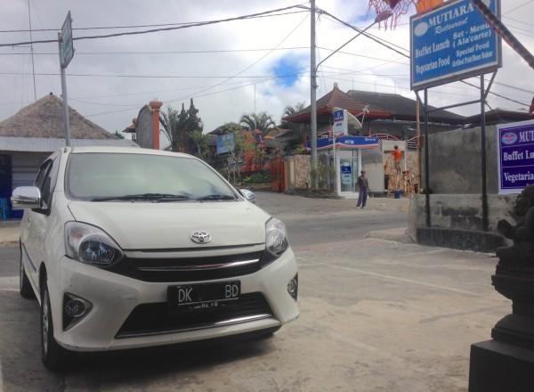 6. Toyota Agya Bali June 2015