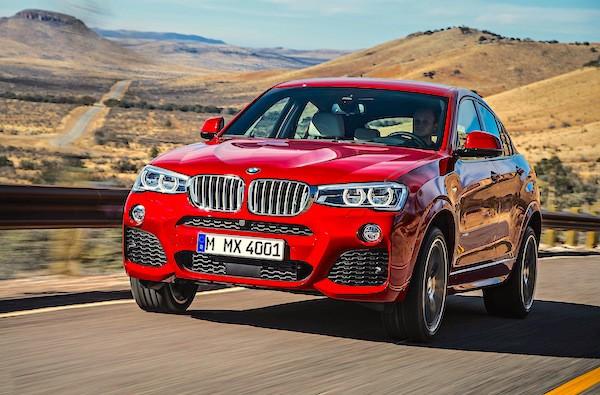 BMW X4 Iran 2015