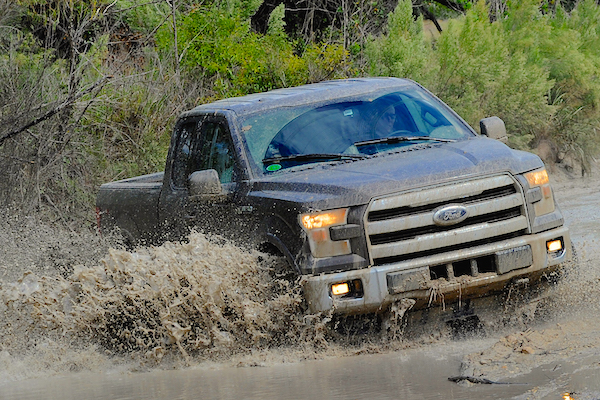Ford F-Series World 2014. Picture courtesy motortrend.com