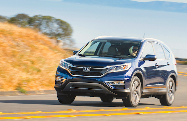Honda CR-V World 2014. Picture courtesy motortrend.com