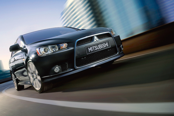Mitsubishi Lancer EX UAE March 2015