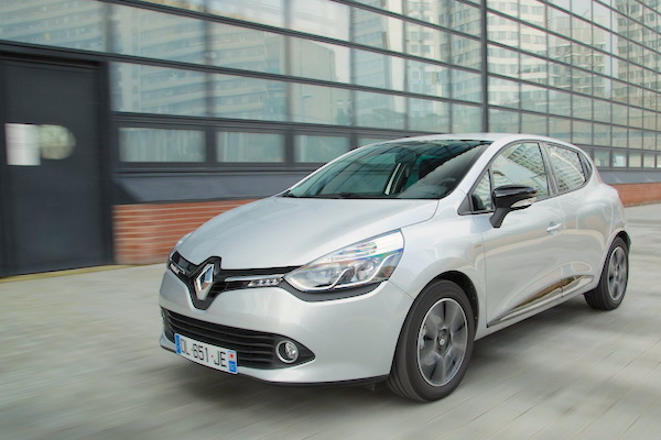 Renault Clio Croatia June 2015. Picture courtesy largus.fr
